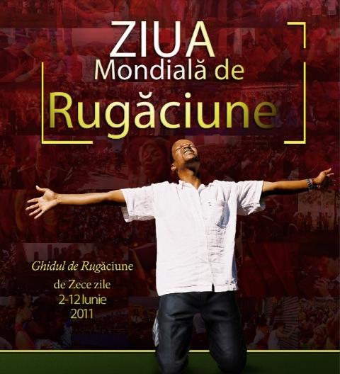 Ziua Mondială de rugăciune 2011! Un nou proiect de rugăciune pe ŞtiriCreştine.ro (video)