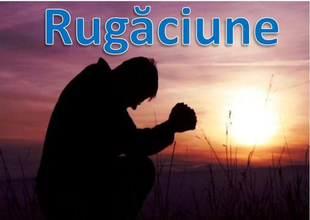 Nevoie urgentă de rugăciune!