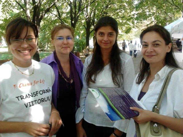 Alianţa Familiilor din România la ongFEST 2011