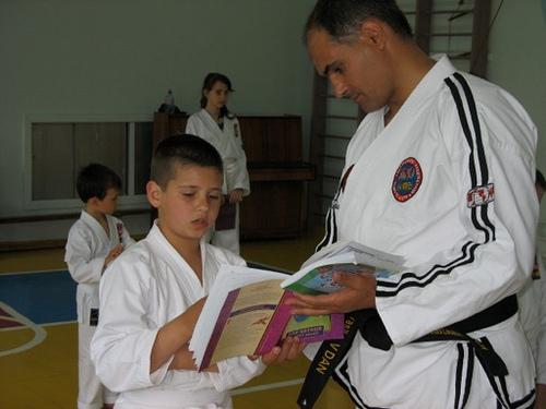 Şcoala Internaţională Sportivă pentru antrenori la Chişinău, Republica Moldova