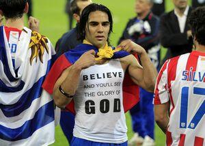 Radamel Falcao: Fotbal şi credinţă