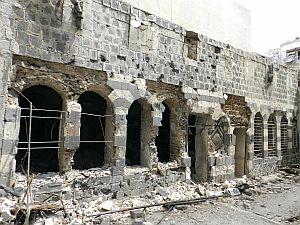 Săptămâna 5: Rugăciune pentru Siria