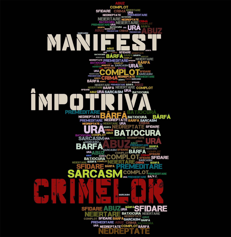 Manifest Impotriva Crimelor