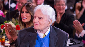 Billy Graham | Foto: Charisma News