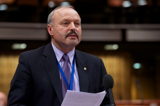 Session de l'Assemblée parlementaire janvier 2012Parliamentary Assembly Session January 2012