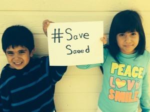 2013 - Cei doi copii ai lui Saeed și Naghmeh Abedini