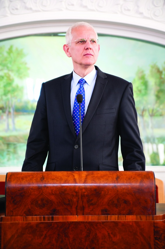 INTERVIU cu Viorel Iuga, noul preşedinte al Uniunii Baptiste din România