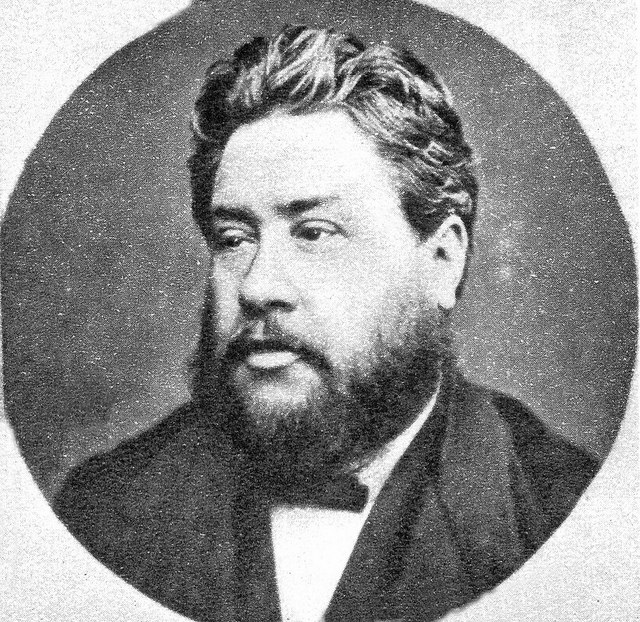 Amvonul de la care predica Spurgeon se află la Seminarul TeologicBaptist dinMidwestern