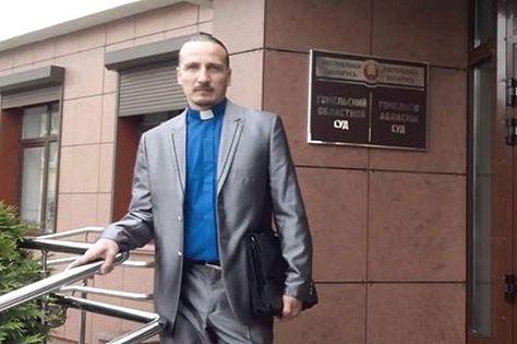 pastor din belarus