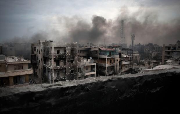 siria distruction