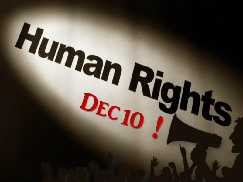 """Ziua Drepturilor Omului """"La Ordinea ZIlei"""""""