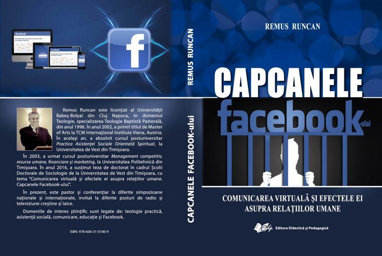 !!! coperta Capcanele Facebookului