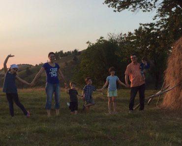 Familia Bodnariu a decis să se stabilească în România
