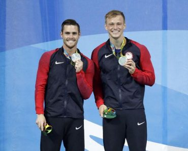 """Câștigătorii olimpici la Rio, Boudia și Johnson: """"Identitatea noastră este în Hristos"""""""