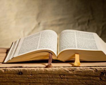 10 versete din Biblie care pot fi o încurajare pentru tine