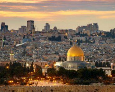 Rusia recunoaște Ierusalimul drept capitala Israelului - cu o momeală