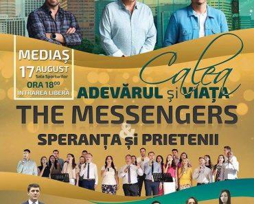 The Messengers & Speranța și Prietenii la Mediaș
