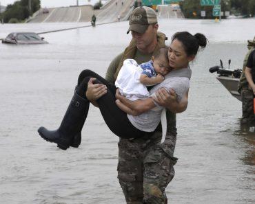 Uraganul Harvey continuă să facă ravagii în Texas