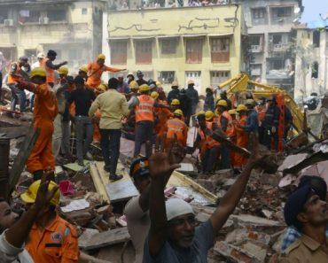 Încă o tragedie în această săptămână: S-a prăbușit o clădire în Mumbai