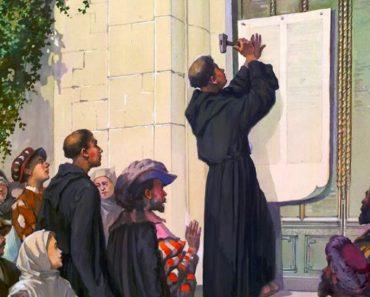 VALERIU GHILEŢCHI: Patru teze de bază ale Reformei Protestante