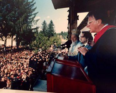 Billy Graham în România anului 1985, prin impresii şi imagini FOTO