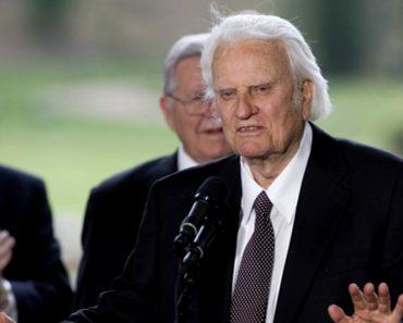 Un post TV – cadou pentru evanghelistul Billy Graham