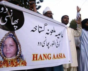 """PAKISTAN: Islamiștii radicali au ieșit în stradă: """"Omorâți-o pe Asia Bibi !"""""""
