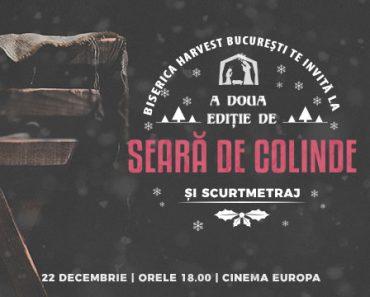 """Vino să vezi lansarea filmului """"The Sheperd"""" la Biserica """"Harvest"""" Bucureşti"""