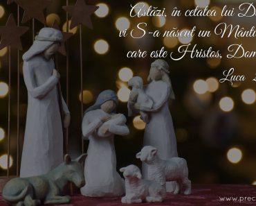 """Costel şi Mia Oglice: """"O noapte binecuvântată! Hristos s-a născut"""""""