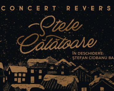 """Trupa """"Revers"""" lansează albumul """"Stele Călătoare"""" în opt oraşe"""