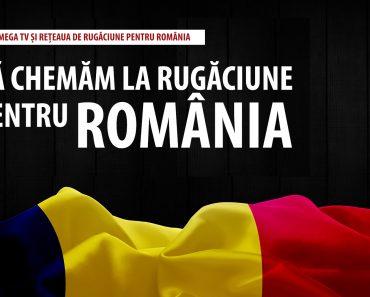 40 zile de pocăință, post și rugăciune pentru România