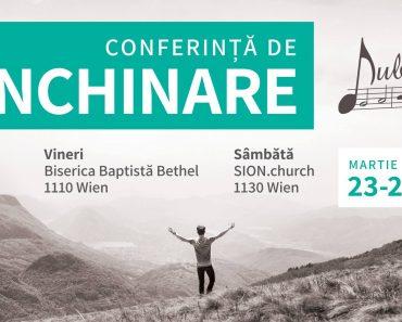 Conferința de Închinare Jubilate la Viena