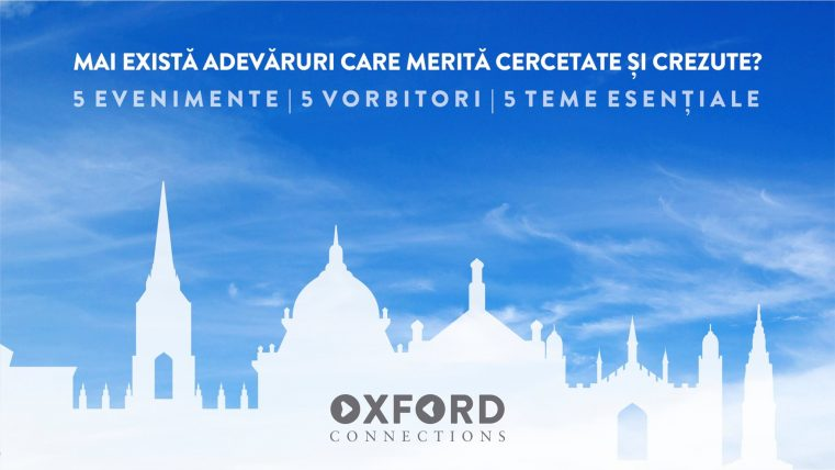 Oxford Connections - provocare pentru studenți marca RZIM România
