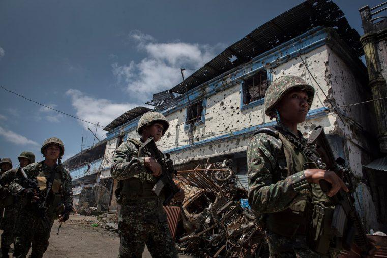 """Islamiștii pun la cale un alt """"Marawi"""" în Filipine"""