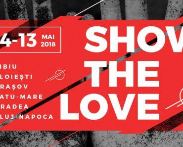 Nu pierde noul turneu Show The Love, marca Sanctus Pro Deo!