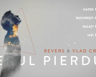 """Revers și Vlad Crîznic te invită să găsești: """"Cerul Pierdut""""!"""