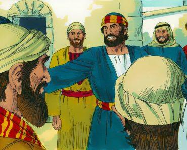 """Livius Percy despre: """"Îndrăzneala lui Petru"""""""