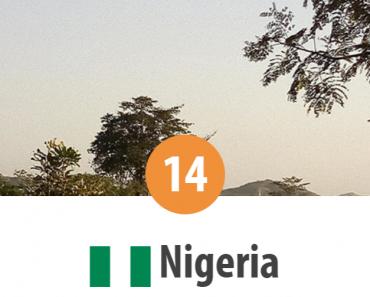 Nigeria - locul 14 în Topul Mondial al Persecuției