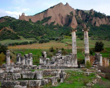 Vizitează cele 7 Biserici ale Asiei Mici