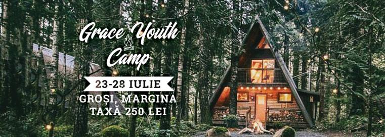 Reîncarcă-ți bateriile la Grace Youth Camp 2018