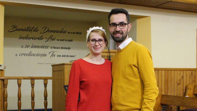 Jurnal de Misiune - Familia Cuceuan: Răspândind binecuvântarea