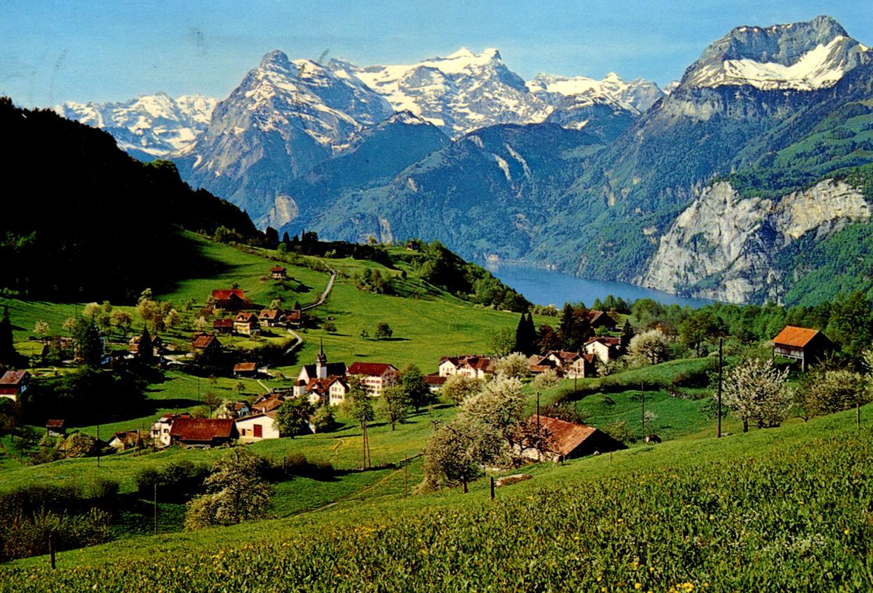 Elveția Ghid de conducere 2021