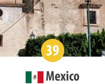 Mexic – locul 39 în Topul Mondial al Persecuției