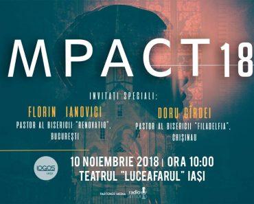 Conferința IMPACT 2018, la Iași!