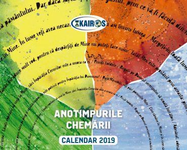A fost lansant calendarul de rugăciune pentru misiune Kairos 2019