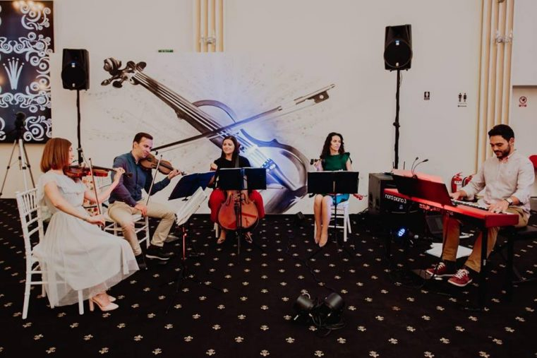 IMN - un cadou unic pentru România, semnat de Desiderio Quintet