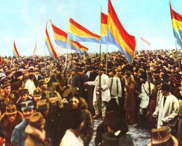 Istoria Marii Uniri de la 1918! La mulți ani România