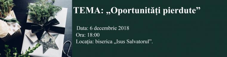 """Seara Femeilor: """"Oportunități pierdute"""" la Chișinău"""