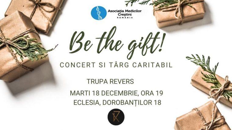 """""""Be the gift"""" - provocarea studenților din CLuj-Napoca"""