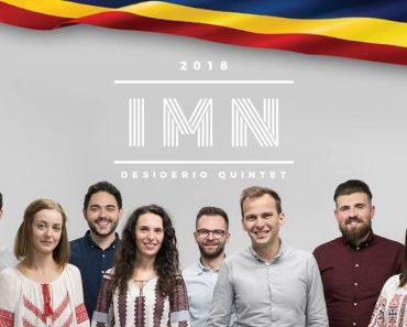Desiderio Quintet a lansat videoclipul piesei IMN!